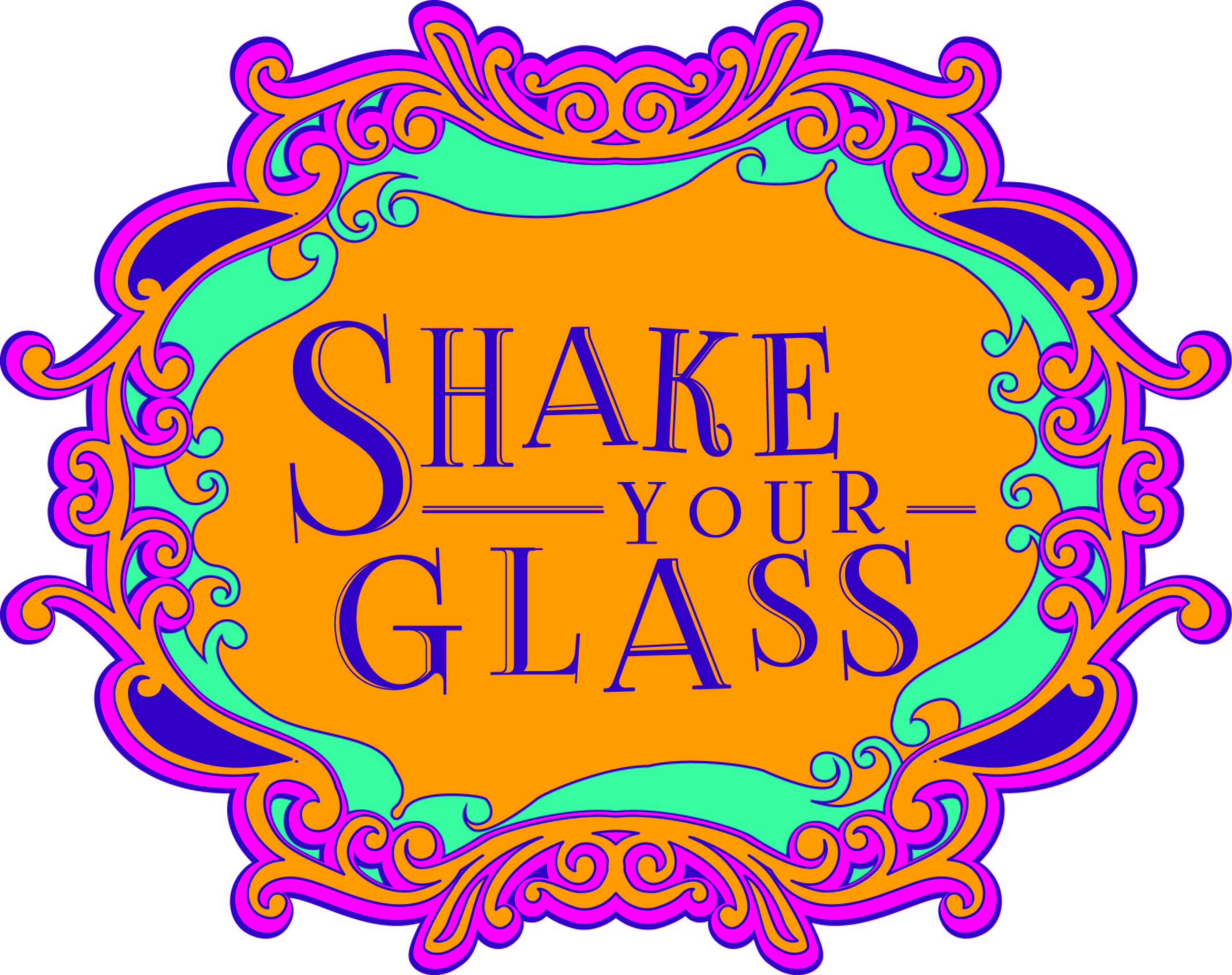Shake Your Glass Logo